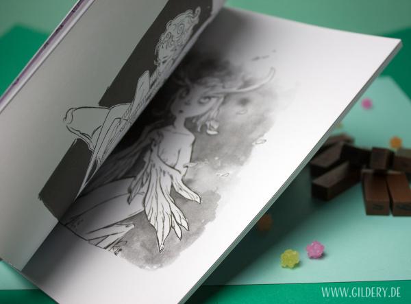 Artbook - Inks and Splots