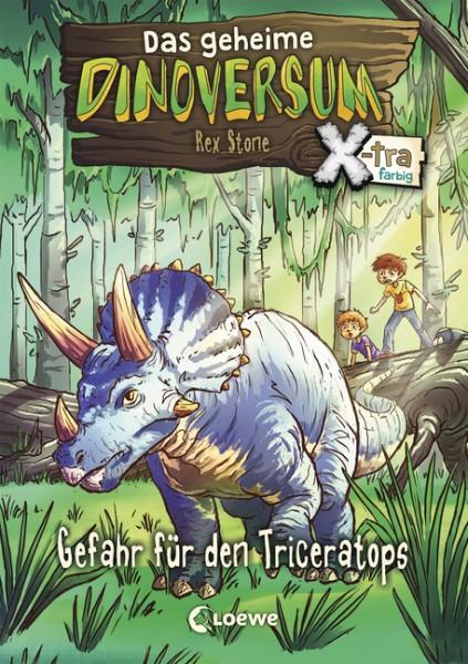 Das geheime Dinoversum Xtra - Gefahr für den Triceratops (2)