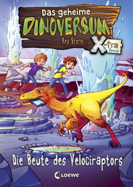 Das geheime Dinoversum Xtra - Die Beute des Velociraptors (5)