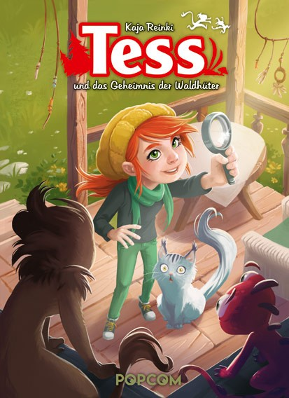 Tess und das Geheimnis der Waldhüter Sammelband
