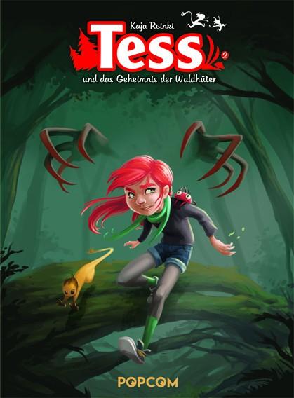 Tess und das Geheimnis der Waldhüter Heft 02