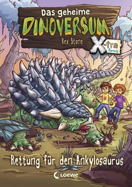 Das geheime Dinoversum Xtra - Rettung für den Ankylosaurus (3)